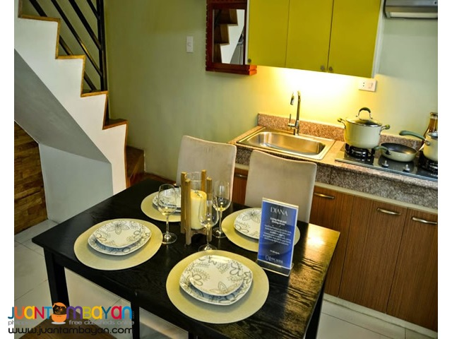 Affordable 3 bd house w terrace move in while dp near NAIA