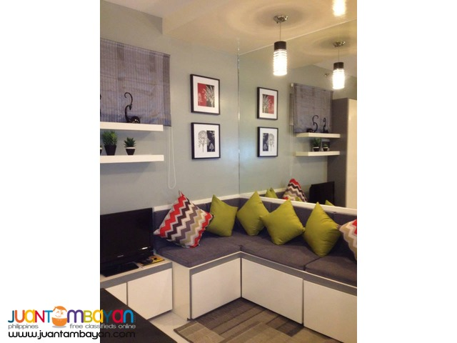 16k Condo Unit For Rent in Apas Cebu City - Furnished