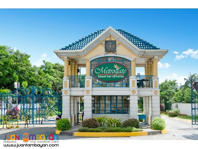 METROGATE TAGAYTAY ESTATES Lots for sale = 12,000 to 13,300/sqm