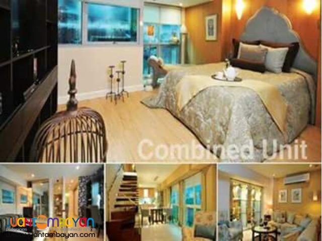 BGC Fort Victoria Condominium 31k a month 5% down Move-In