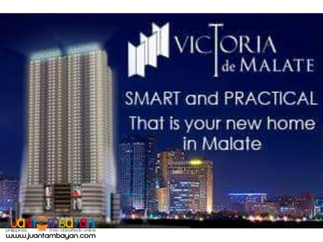 Victoria De Malate 5k Monthly, No DP, 15k Reservation