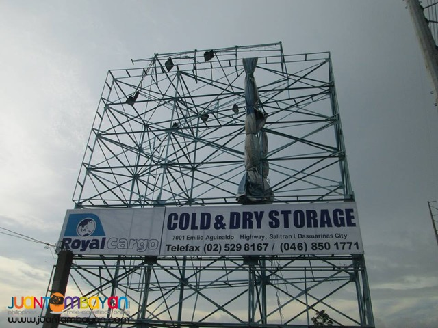 Maintenance and Billboard Installation
