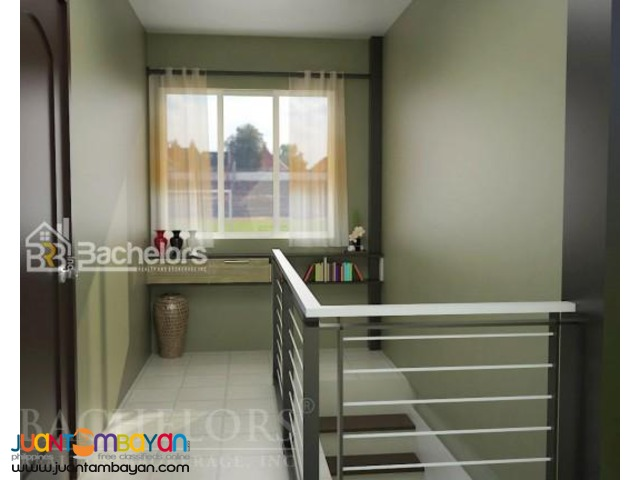 Duplex House for sale as low as P11,985 mo amort