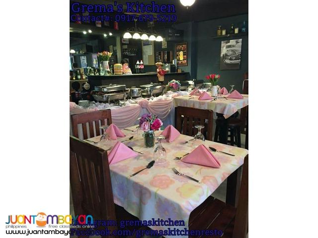 Grema's Kitchen (Restaurant & Event Place)