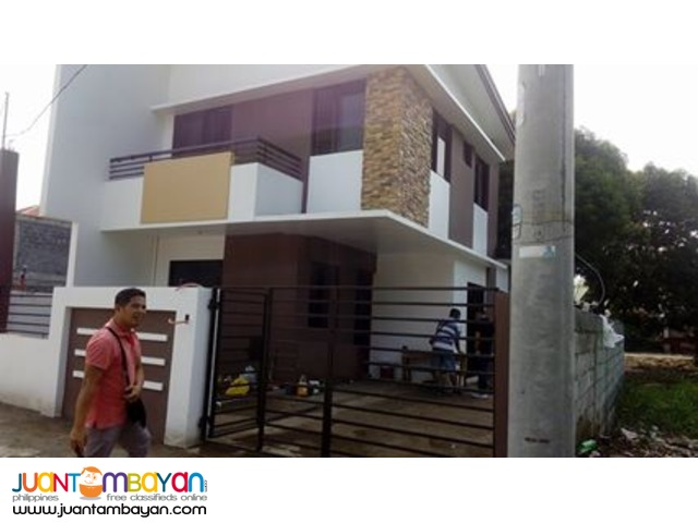 House & Lot in Greenland Newtown Ampid near SM City Placid Homes