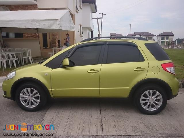 Second Hand Car For Sale- Suzuki SX4, 2013 model