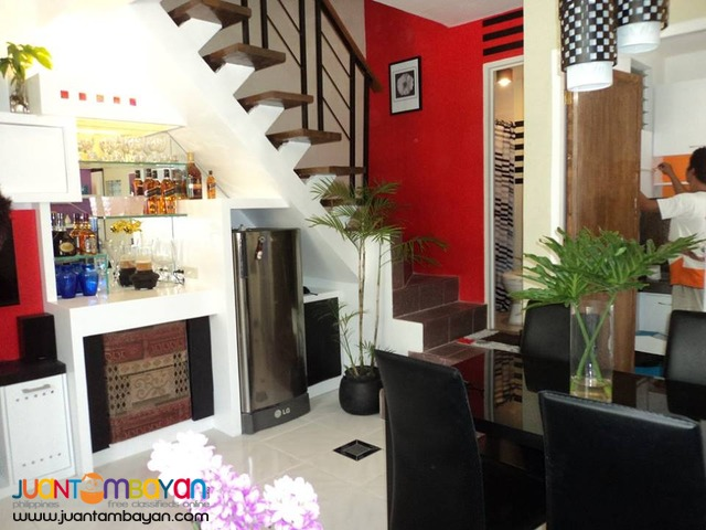 Iloilo Townhouse for Sale, Fully Furnished, 2Br, 1.9M