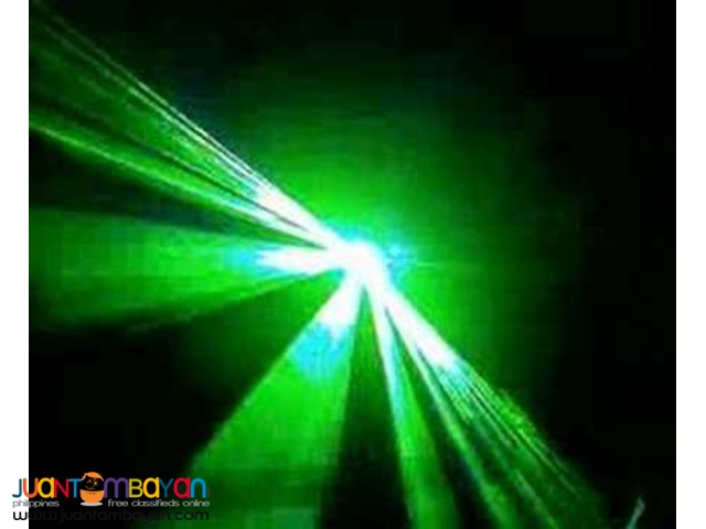 Big Dipper K100 Green (Lights and Fx)For Sale!!