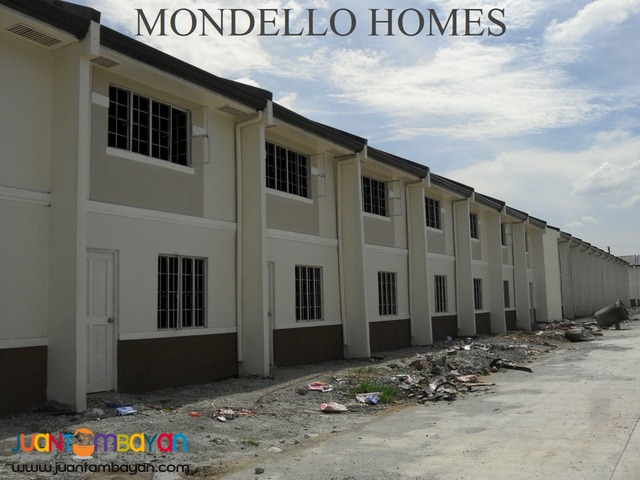 Pag-ibig House & Lot at Mondello Homes 2-storey flood free