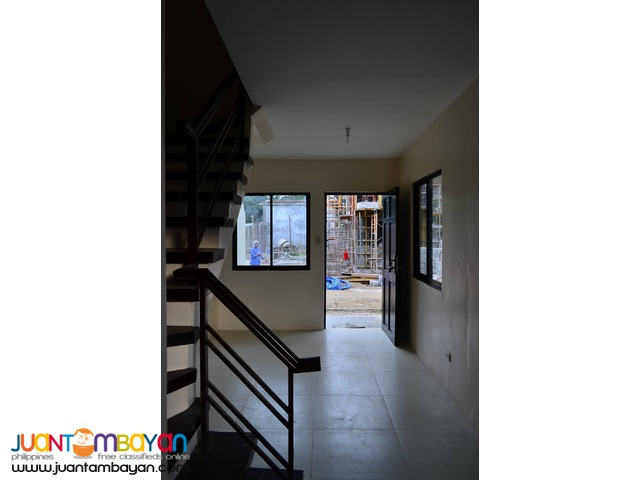 Duplex Townhouse at Crystal w/ 3bedrooms fully finished