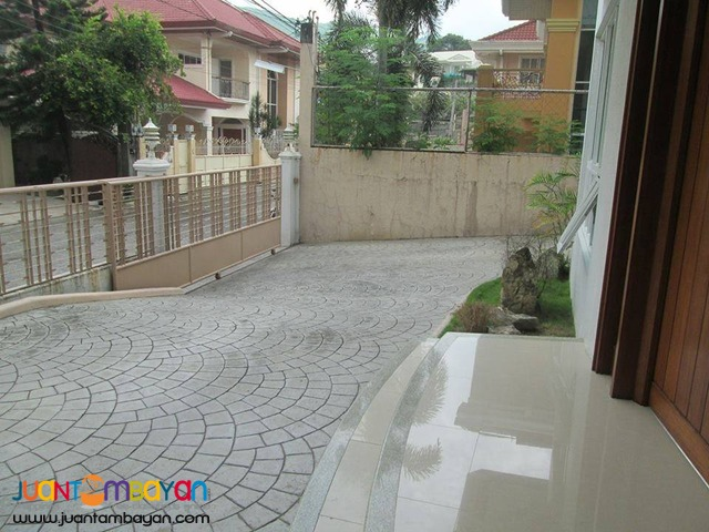 65k Cebu City Spacious House For Rent in Guadalupe - 4BR