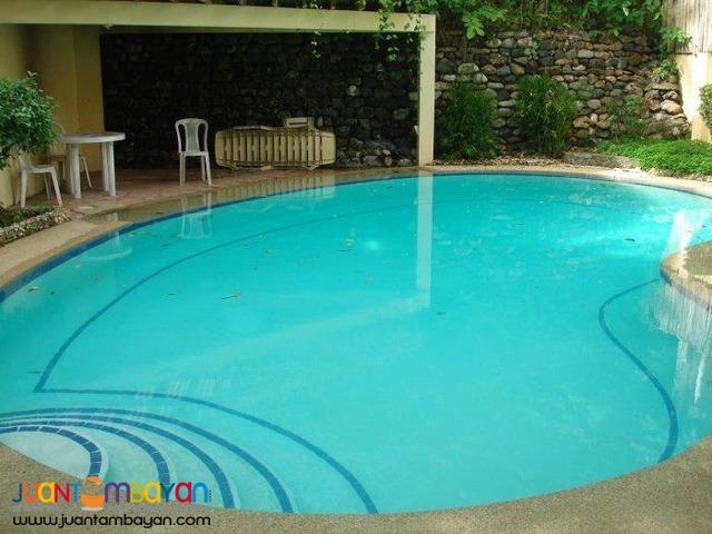 90k Cebu City House For Rent in Banilad- 3 Bedroom w/Pool