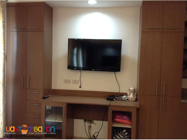 For Rent Condo w/Balcony in Ramos Cebu City - Studio Unit