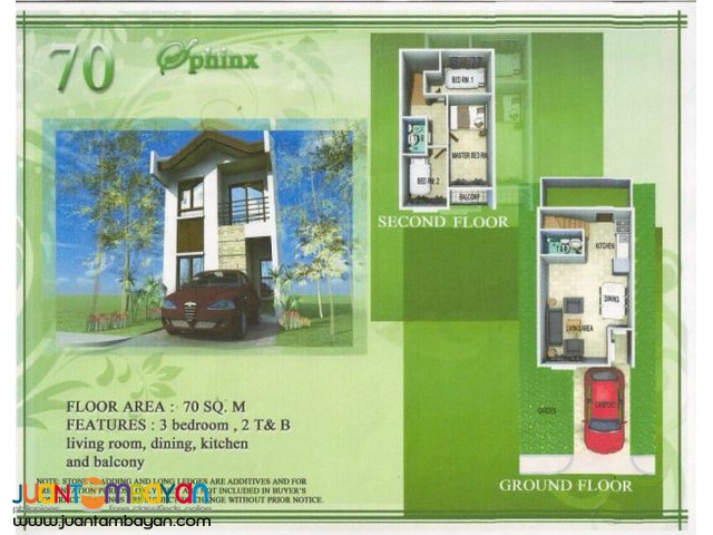 House and lot in Vista Verde