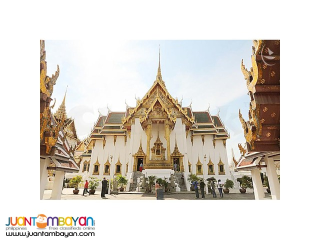 Bangkok tour package, famous for Ramayana epic