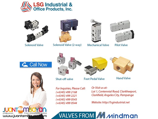 LSG Pneumatic Products