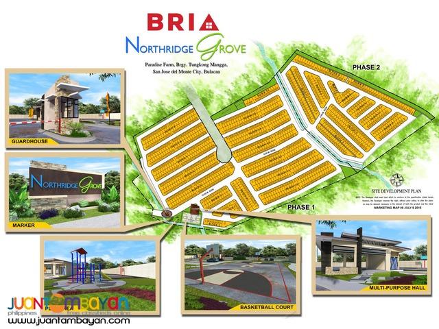 Bria Homes - Audrey - San Jose Del Monte, Bulacan