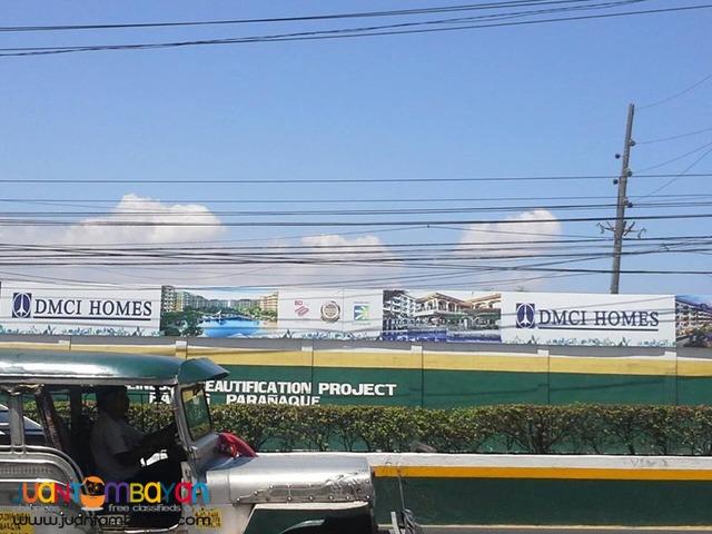 Condo in Paranaque Calathea Place near SM BF, Sucat