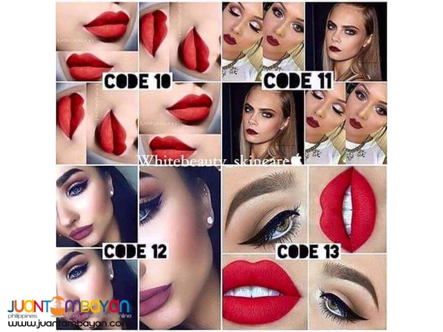KISS PROOF POWDER MATTE LIPSTICK