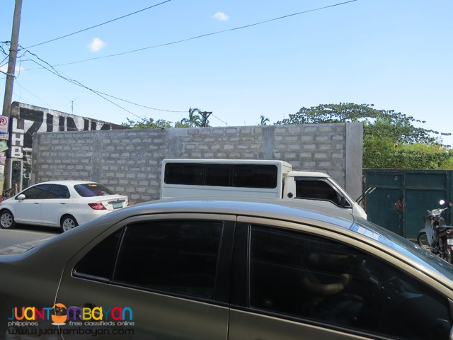 Rosario,Pasig vacant lot 2491sqm for 113M