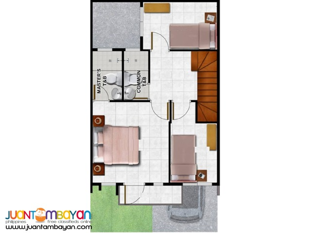 house at Woodway Townhouse Amber Unit