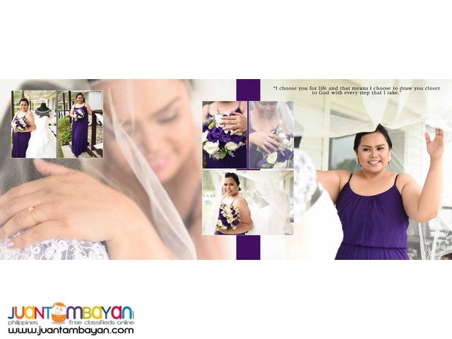 Wedding Photo and Video Coverage in Calamba City, Laguna