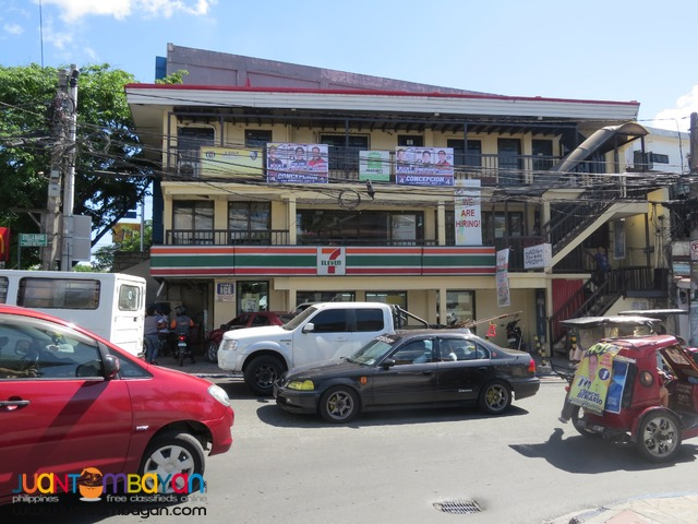 Pasig commercial building 198sqm for sale 25M