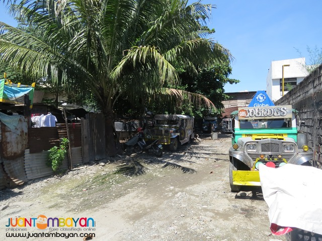 F.Manalo vacant lot opposite Pasig City hall 16M