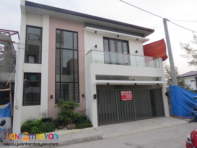 Greenwoods Pasig house with swimming pool 10M