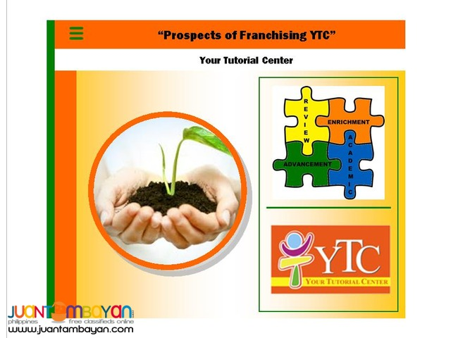 Prospects of Franchising Your Tutorial Center Seminar