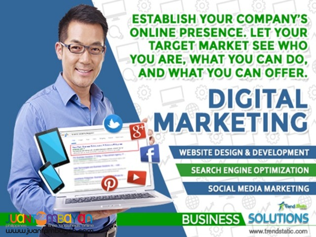 Digital Marketing Services in the Philippines