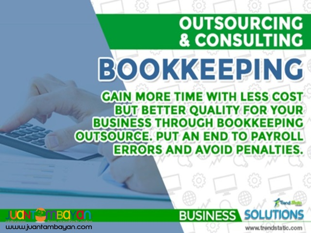 Outsourcing and Consulting Services
