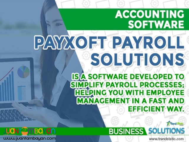 Payroll, Payxoft Solutions