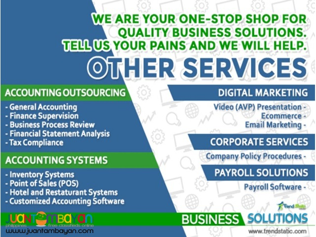 Business Consultancy and Corporate Services