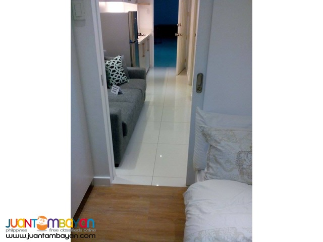 studio type condo unit now we offer No down payment