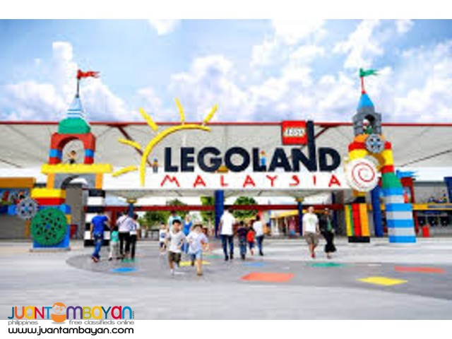 Legoland Malaysia Exclusive VIP only tour