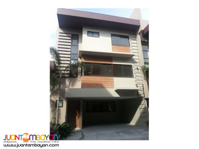 RUSH SALE!! 3 BR Townhouse in The Alvendia by Rockwell Land, San Juan