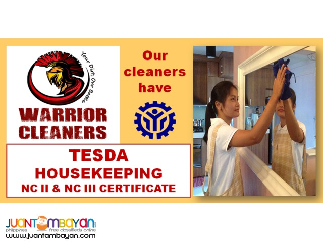Condo, Office and House Cleaning Services