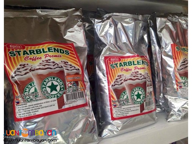 Starblends Ice Blended coffee