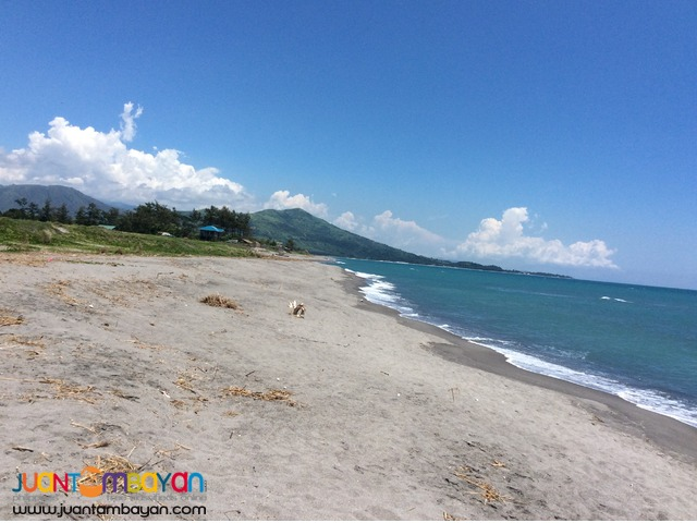 Beachfront Property for Sale located in Zambales