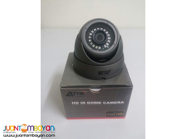 CCTV kit (2 bullet/ 2 dome)( DVR 4ch )