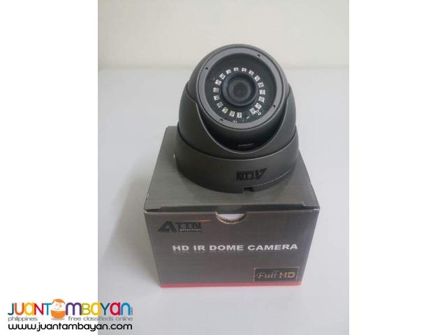 CCTV kit (2 bullet/ 2 dome)( DVR 4ch )