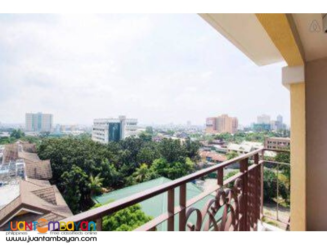 35k Furnished 2BR Condo For Rent in Mabolo Cebu City