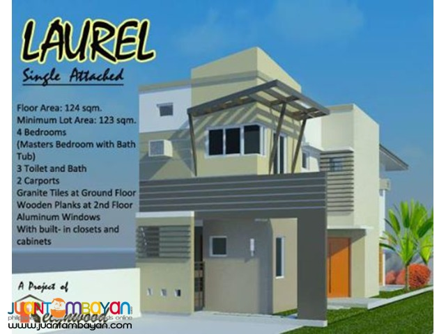 Near To All, House & Lot for Sale