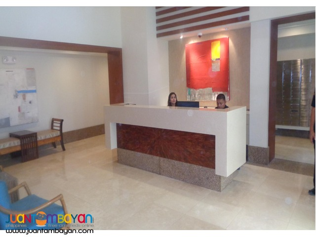 RUSH SALE!! 46 sqm 1 BR unit in The Grove By Rockwell, Pasig City