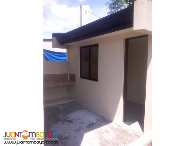 Affordable House & Lot for Sale