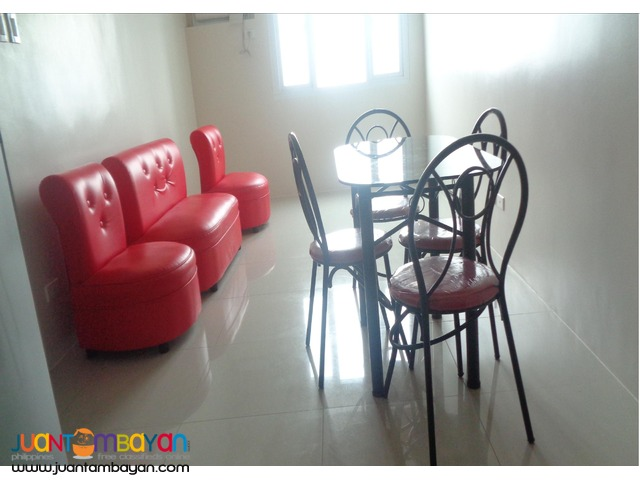 Price lowered 42sqm Fully Furnished unit in The Beacon, Makati City