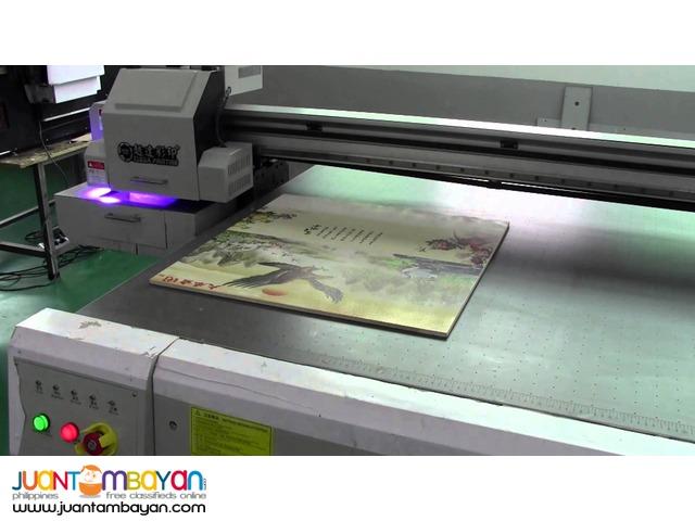 ColorTop UV Flatbed Printer
