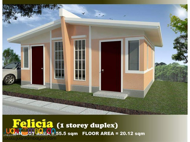 Primerarosa  thru pagibig Very Affordable Housing by SHDC