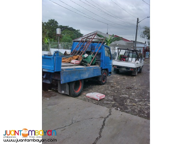 lipat bahay truck and dumptruck and mini dumptruck for rent cavite